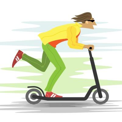 Elsparkcykel guide